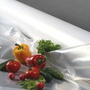Плёнка полиэтиленовая белая Ширина рукава мм 1500, Толщина мкр 100, Количество метров в рулоне 200 фото