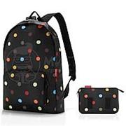Рюкзак складной Mini maxi dots фото