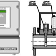 Расходомер-счетчик газа вихревой ВРСГ-1