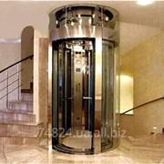 Лифт с машинным помещением электрический KLEEMAN фото