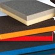 Шлифовальные маты KAEF Серия 100 на мягком поролоне, штамп фото