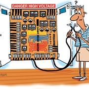 Услуги ответсвенного за электрохозяйство фото