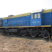 Локомотив ТЭМ-15 фото