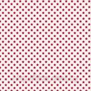 Ткань Тильда Star Red фото