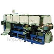 Автоматическая машина для проклейки и сушки корешка альбомного или книжного блока MBG фото