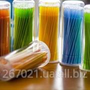 Микробраши для снятия и коррекции ресниц. фото
