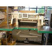 Бумагороезальная машина PERFECTA 92 TVC 2004 год большие столы фото