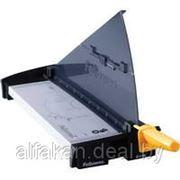 Резак для бумаги сабельный Fusion A3 (А3, металлическая база, 10 листов) фото