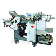 Автоматическая комбинированная фальцевальная машина LiREN K36-6K фото