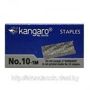 """Скобы №10 """"Kangaro"""" фото"""