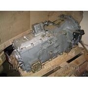 Коробка переключения передач КамАЗ КПП-152 с делителем 10-ти ступенчатая в сб. (пр-во ОАО КамАЗ) фото