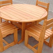 Мебель для баров деревянная фото