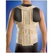 Корсет (грудо-поясничный) 3001 люкс Med textile фото