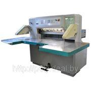 Бумагороезальная машина PERFECTA 92 UC 1999 год большие столы фото