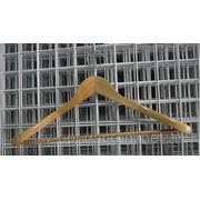 Плечики - вешалка деревянная Широкое плечо фото