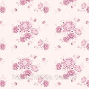 Ткань Тильда Garden Memory lilac фото