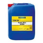Моторное масло RAVENOL Turbo plus SHPD 10W-30 (20л) new фото