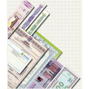 Бумага с водяными знаками Бумага защищённая для изготовления акцизных марок фото