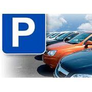 Охраняемая парковка Борисполь фото