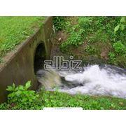 Очистка сточных вод от ПАВ порошком Трепел фото