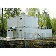 Станции и установки биологической очистки бытовых сточных вод фото