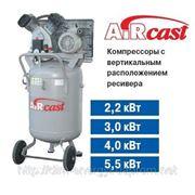 Поршневой компрессор AirCast СБ4/Ф-270.LВ50В фото