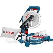 Торцовочная пила Bosch GCM 10 J фото