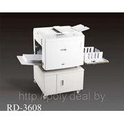 Цифровые ризографы Rognda RD 3608 фото