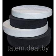 Резинка (лента) эластичная 25 мм белая фото