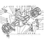 Детали компрессора 2ВМ10-63/9 фото