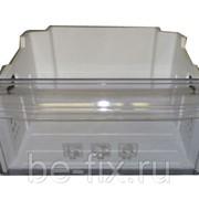 Ящик морозильный камеры (средний большой) для холодильника Beko 4616100100. Оригинал фото