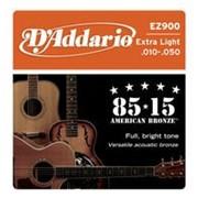 Струны D#39-Addario EZ-900 Extra Light фото