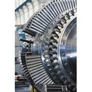 Узлы и детали газовых и паровых турбин фото