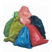 Полиэтиленовые мешки фото