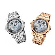 Позолота часов золочение часов нанесение позолоты на часы покрытие золотом часов. фото