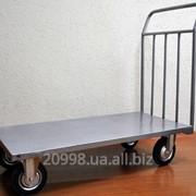 Тележка грузовая платформенная ВПВ-4-450/11200 фото