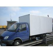Производство и установка фургонов длинной до 45 метров высотой до 23 метров фото
