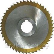 Фреза дисковая отрезная 100х2,0 тип 2 Р6М5 фото