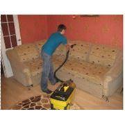 Химчистка мягкой мебели Украина фото