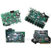 Электронные компоненты, платы для оборудования фото