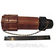 Разъём ВКС160-4 В1К Dхв=32мм -400В~660В 160А неэкранный хвост с резинкой фото