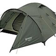 Трехместная палатка Alfa 3 haki фото