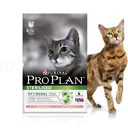 Сухой корм для кошек Purina Pro Plan Adult After Care Turkey 0,4 кг. фото