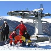Лыжные снежные трассы, горнолыжный отдых в Закарпатье фото
