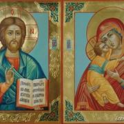 Венчальные иконы на заказ, в подарок фото