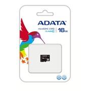 Карта памяти A-DATA 16GB Class10 без адаптеров micro SDHC фото