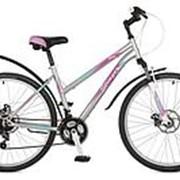 Велосипед Stinger Latina D 26 2017 серый фото