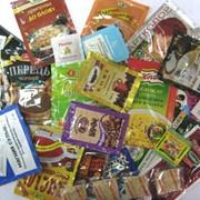 Фасовка и упаковка всех видов пищевых и непищевых продуктов фото