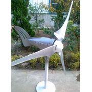Ветрогенератор горизонтального типа EYEN фото