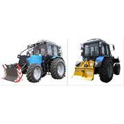 Трелёвочный трактор Беларусь ТТР–401 М. Купить трелёвочный трактор Беларусь фото